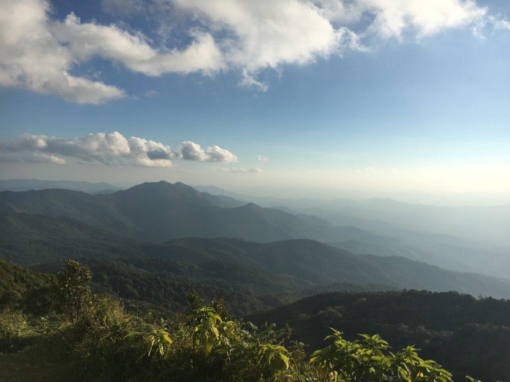 Views on the Mae Hong Son Loop