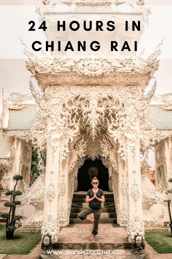 24 hours in Chiang Rai pin