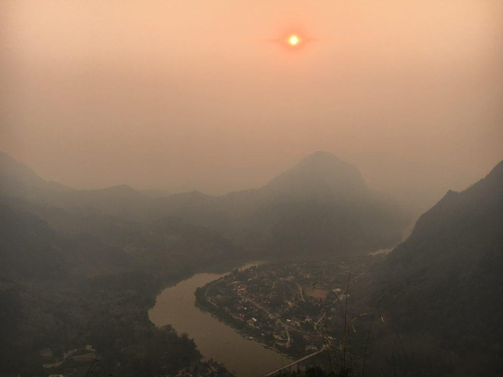 Nong Khiaw Viewpoint Views