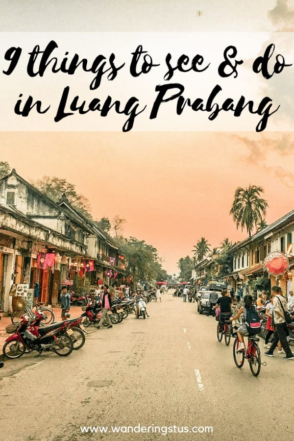 Luang Prabang Shareable Pinterst Pin