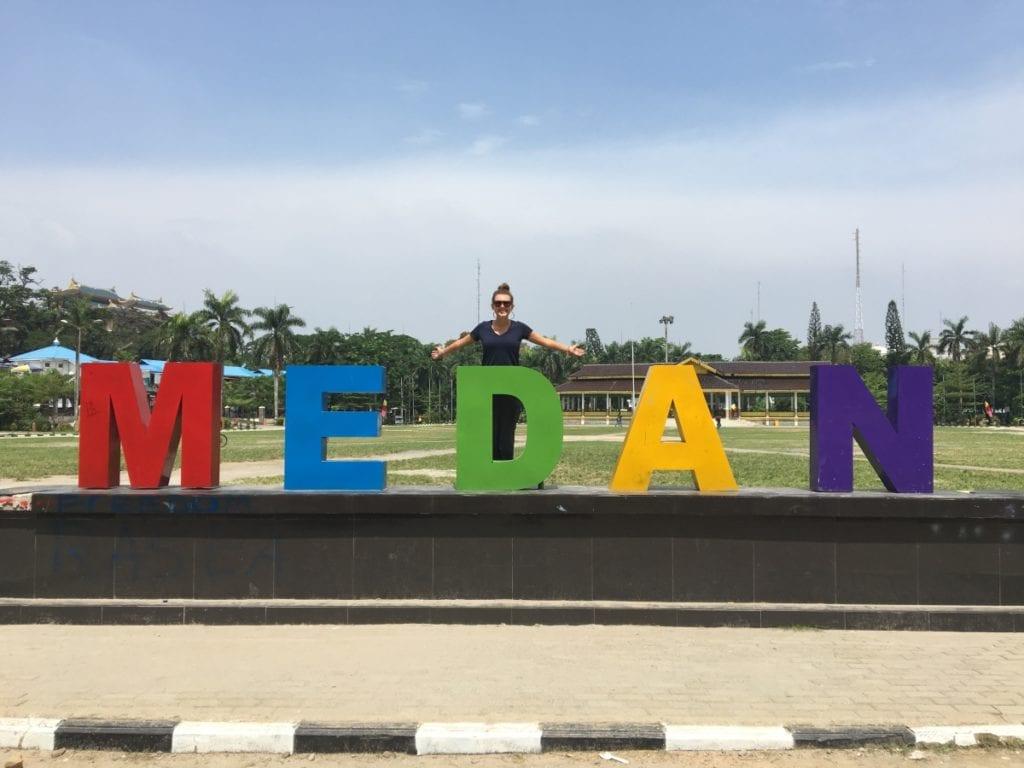 Exploring Medan, Indonesia