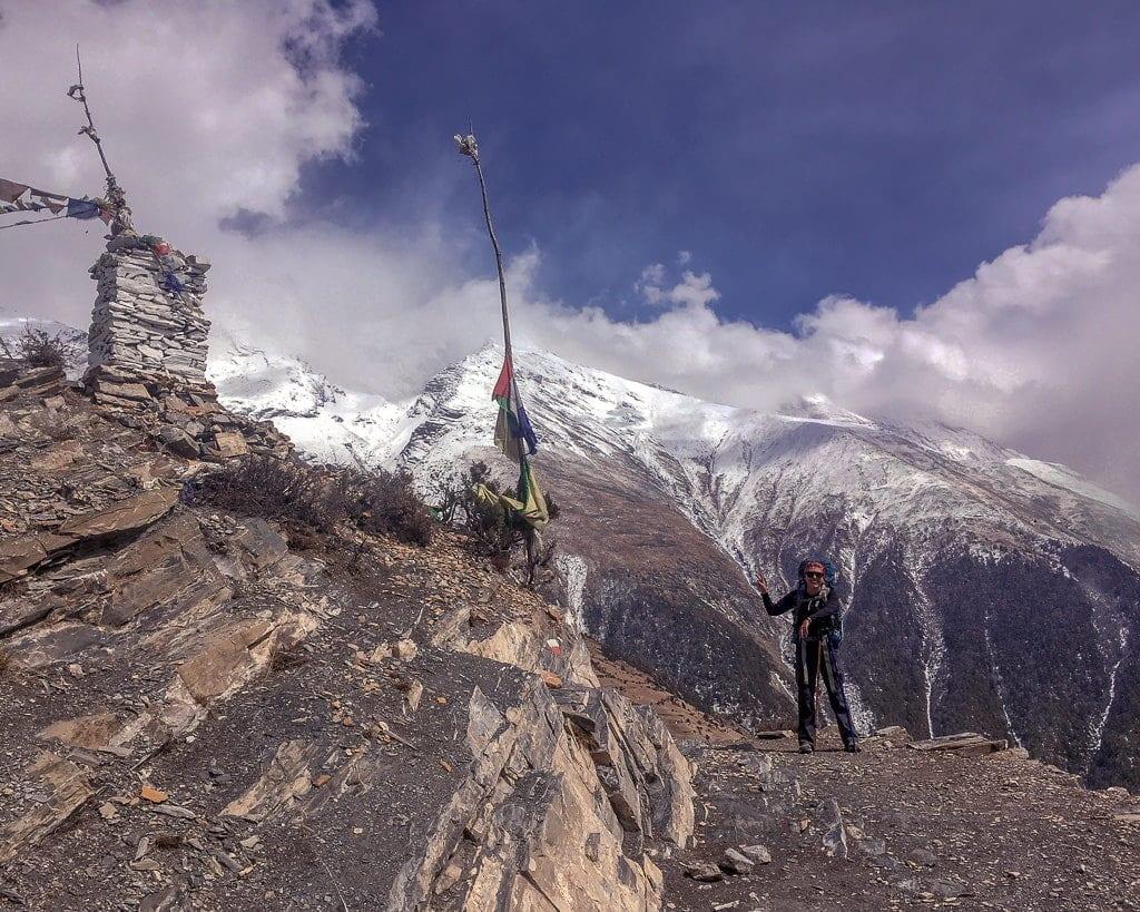 Trekking in the Annapurna Circuit