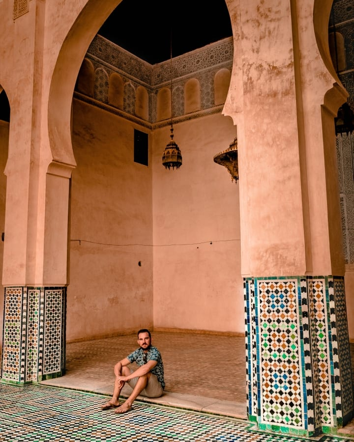 Madrasa Bou Inania in Fes
