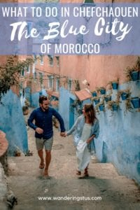 things to do in Chefchaouen, the blue city of Morocco