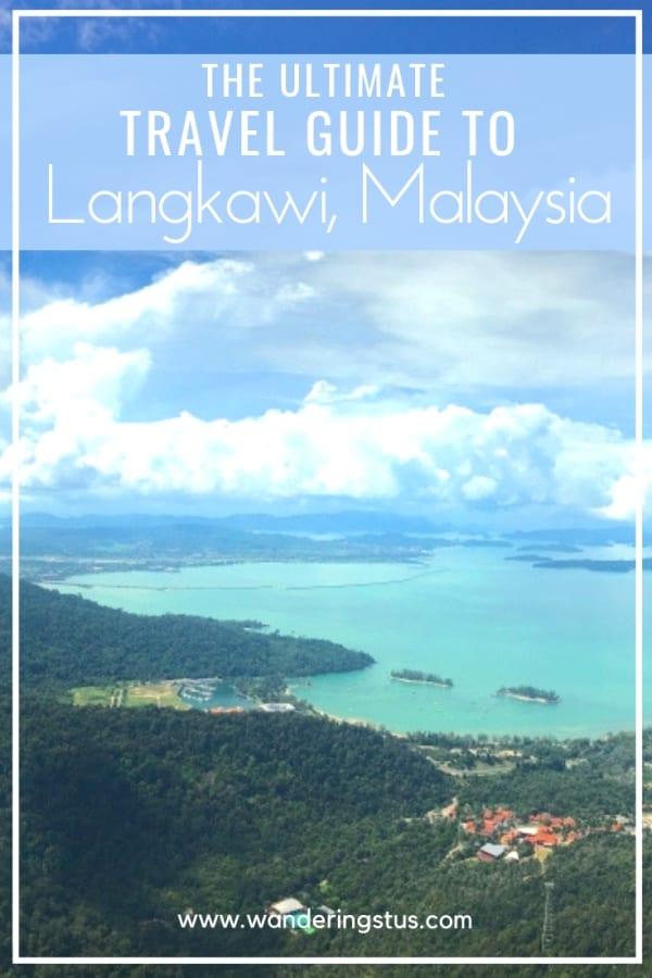 Things To Do in Langkawi Pin
