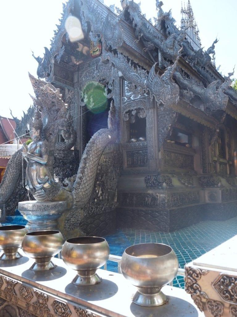 Wat Sri Suphan In Chiang Mai