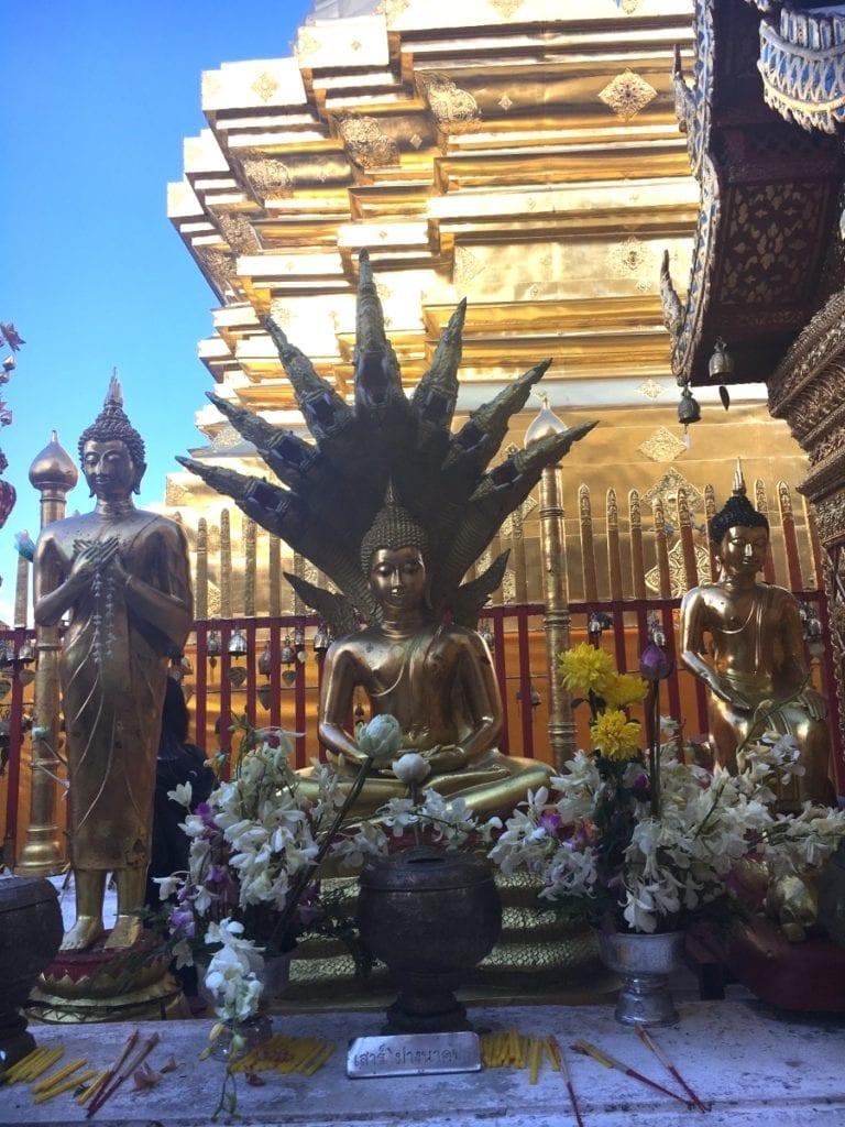Doi Suthep Buddha