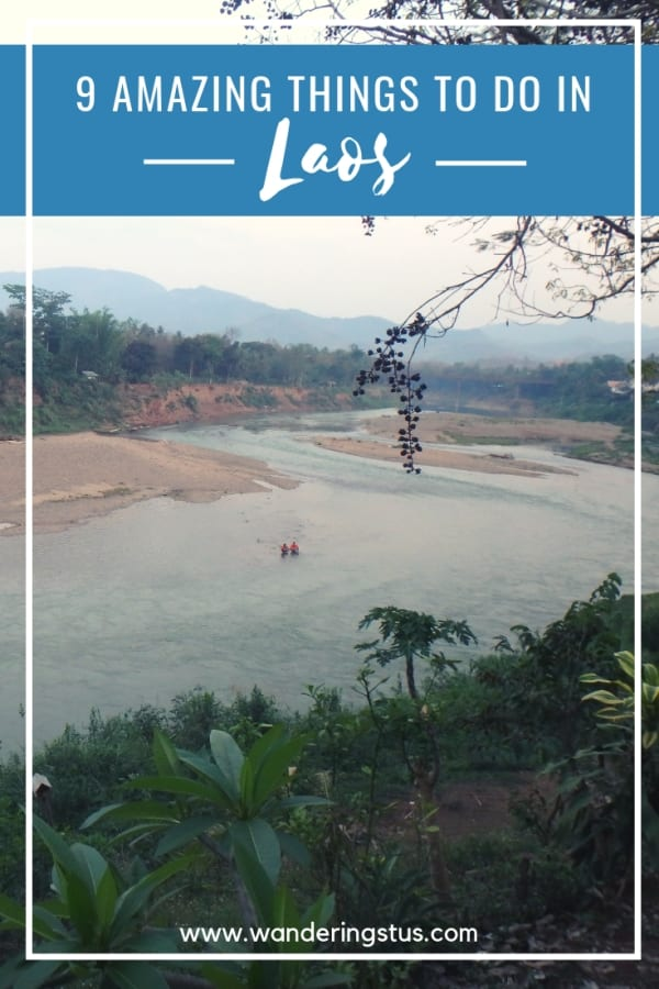 What To Do In Laos Pin