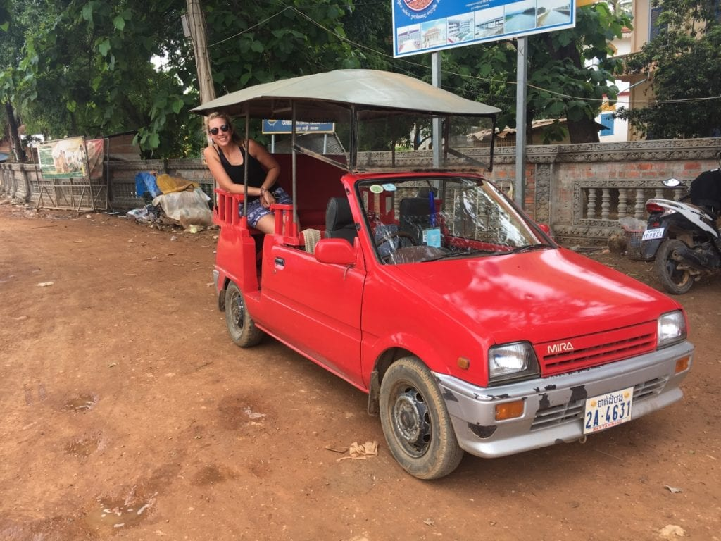 All Smiles on The TukTuk Tour