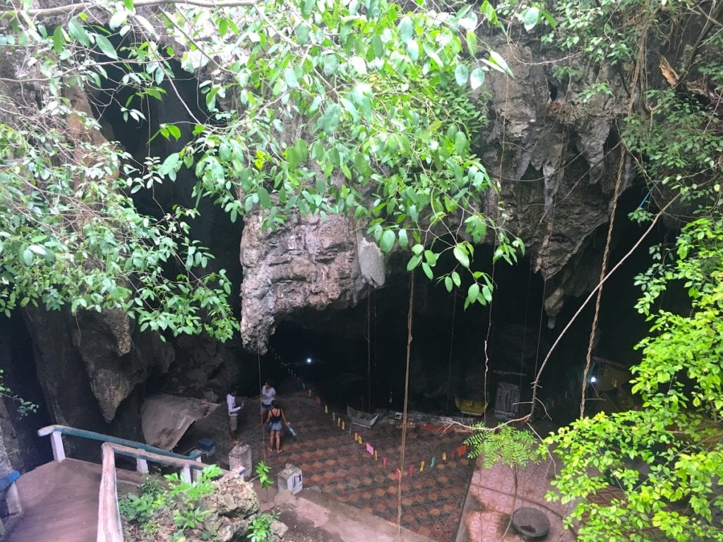 The Killing Caves of Battambang