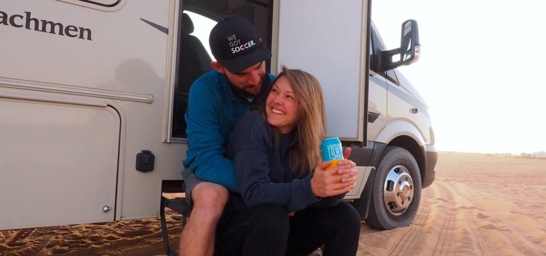 RV Arizona Road Trip