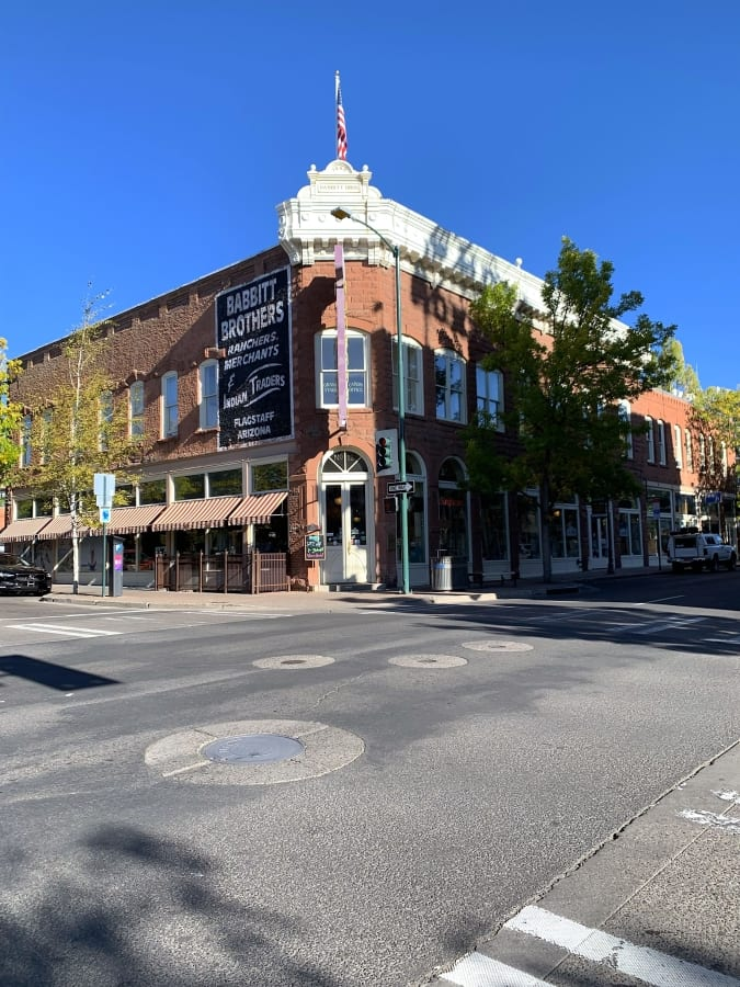 Historic Downtown Flagstaff
