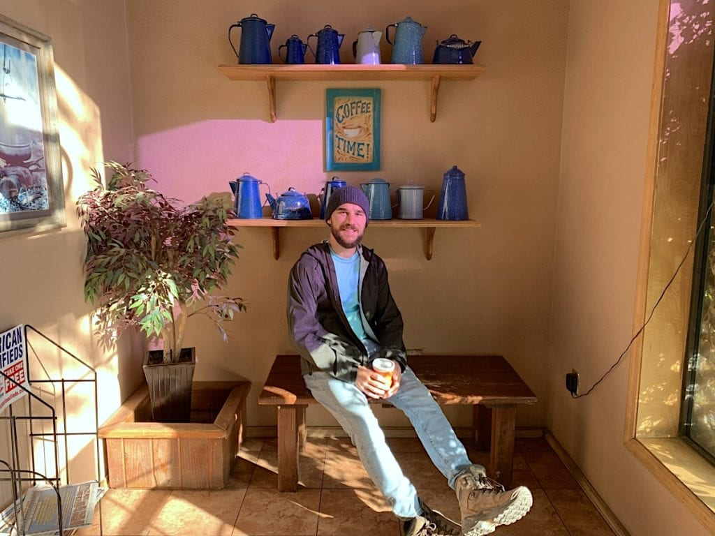 Blue Pot Coffee Restaurant
