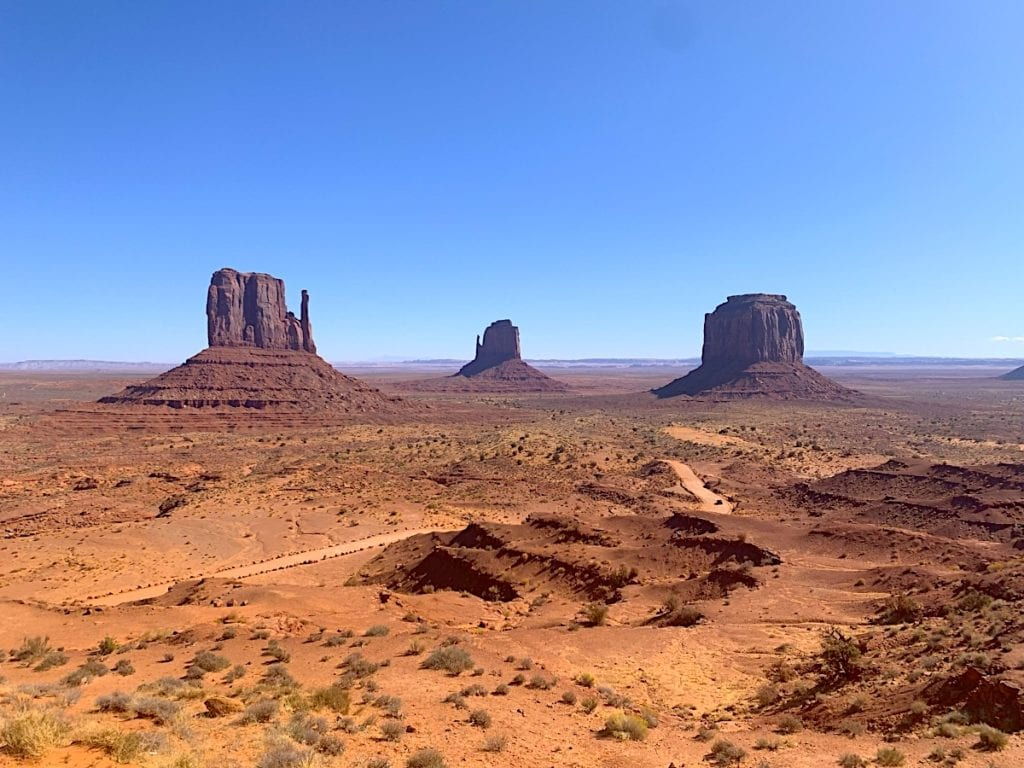Monument Valley The Mittens