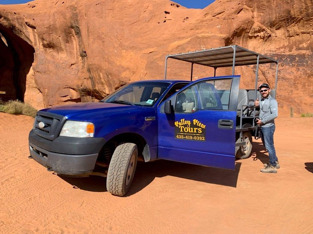 Monument Valley Jeep Tour